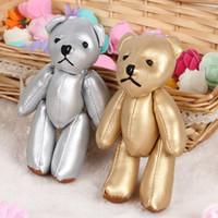 Wholesale Mini Bear Plush Toys - Plush Sweet Cute Stuffed Brinquedos Backpack Pendant Baby Kids Toys for Girls Birthday Christmas Bonecas Keppel Doll