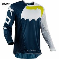 Hombres Racing Motocross MX jersey Mountain Bike DH Ropa Ciclismo MTB BMX Jersey Motocicleta Cross Country camisas