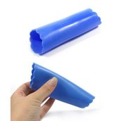 Wholesale Vegetable Decoration Tools - Magic Silicone Garlic Peeler Gadgets Peel Vegetable Easy Useful Kitchen Tools Garlic Skin Remover Home Decoration DHL Free