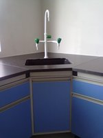 Wholesale Laboratory Corner Bench for wall bench lab side bench
