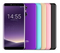 Wholesale Dual Sim Cellphone Russian - 18:9 Infinity Display Oukitel C8 Android7.0 3G Smartphone 5.5inch MTK6580A Quad Core 2GB RAM 16GB ROM Fingerprint 8.0MP CellPhone