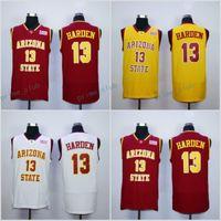 f00a16da5 Basketball Men Sleeveless Cheap Arizona State Sun Devils James Harden  College Basketball Jerseys 13 James Harden