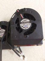 Wholesale 12v cpu fans - New original ADDA AB0712HB-UB3 12V 0.30A 3 wire dual ball bearing fan notebook CPU
