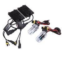 Wholesale Hid Can Bus - CAN-BUS NO ERROR Xenon HID Conversion Slim Kit 12V 55W H1 H3 H7