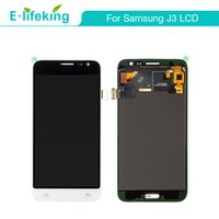 Wholesale Pc Touch - 10 PCS AAA Quality LCD For Samsung J3 J320 2016 Touch Screen Display Digitizer Assembly Replacement with Free DHL Shipping
