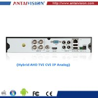 Wholesale dvr support max TB h in ahd tvi cvi ip cvbs dvr video recorder ch p full ahd dvr