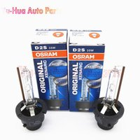 Wholesale New D2s Bulb - Xenon Lamp HID Bulb Osram D2S 66240 4300K 35W 12V New Original Warm-White Color For Many Cars