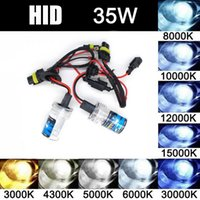 Wholesale Hidden Turn Light - Single beam HID bulbs 12V single lamp HID Xenon Bulbs H1 H3 H7 H11 H8 H9 H27 9005 9006 880 881 D2R D2S HB1 HB3 HB4 HB5 H4 9007 5202 H16