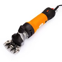 Wholesale Electric Goat Clippers - 380W Electric Farm Supplies Sheep Goat Shears Animal Fur Shearing Clipper Filter