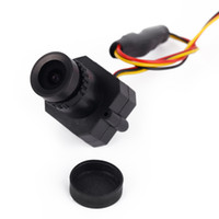 Wholesale Pal Camera Board - New HD 700TVL 8510 CMOS Board Mini CCTV   FPV Camera Module 2.8mm Lens PAL NTSC