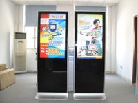 Wholesale 2017 new product inch advertising display with Android OS and touch functoin indoor floor standing digital signage