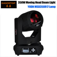 Wholesale prism lamps online - Freeshipping TP RB W Moving Head Beam Light DMX Channels Original YODN Lamp Pure Beam Effect Prism Facet Lens
