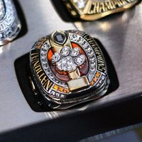 Wholesale Tiger Stone Rings - 2016 2017 clemson tigers eventually NCAA national championship ring AAA+