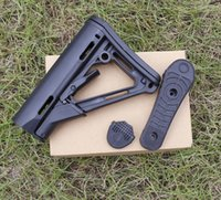 Wholesale Pt Black - Tactical Compact Type Buttstock For AR15 M16 Carbines Using PTS version Black