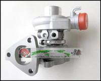 Wholesale 4d56 mitsubishi pajero turbocharger - Water Cooled Turbo For Mitsubishi L200 Pajero Shogun HYUNDAI H200 GALLOPER 2.5L 4D56 Q TD04 49177-02512 49177-02513 Turbocharger