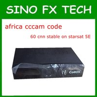 Wholesale Month Code - 2017 africa cccam account stable on starsat 5E for france channel Film,theater,cartoon,music,news africa cccam code 3 months