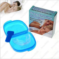 New Stop Snoring Solution Anti Snore Mouthpiece Apnea Guard Bruxism Tray Sleeping Aid Mouthguard Stop Snoring Solution Бесплатная доставка