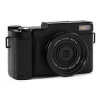 professionelle digitalkameras dslr großhandel-24MP HD Half-DSLR Professionelle Digitalkameras mit 4x Teleobjektiv-Fisheye-Weitwinkelobjektiv-Kamera-Makro-HD-Kamera MOQ: 1PCS