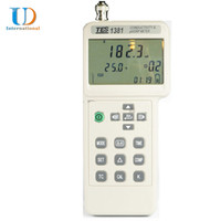 Wholesale Resistivity Meters - Wholesale- TES1381 Portable PH MV Conductivity TDS Resistivity Salinity Concentration and Temperature Meter Measurement Functions