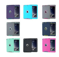 Wholesale baby business - For apple iPad mini 1 2 3 Retina Kids Baby Safe Armor Shockproof Heavy Duty Silicone Hard Case Cover Protective Skin Shell