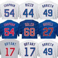 428f127ed Cheap Baseball Cubs Jersey Best Men Short Aroldis Chapman Jersey