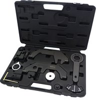 Wholesale Bmw V12 - MADE IN TAIWAN 12 PCS Engine Timing Tool Set For BMW N62TU N62 N73 X5 V12 V8 E39 E65 E53 Engines