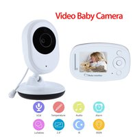 Großhandel - Eyoyo SP820 Wireless 960 * 240 Digital Nachtsicht Video IR Baby Monitor Kamera Lullaby Temperatursensor 2,4