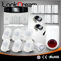 LookDream Smart Security Wireless GSM Einbrecher Home Alarm Unternehmen Direktor Vertrieb Low Consumption Power Home Safe