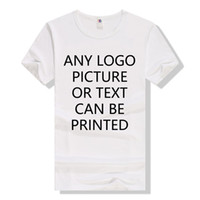 Men organic pictures - CUSTOM MADE SCREEN PRINTED MEN S WHITE MODAL T SHIRT ANY LOGO PICTURE AND TEXT CAN BE PRINTED ON ANY POSITION HFCMT025