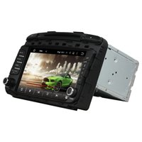 "Wholesale Sorento Gps 3g - 1024*600 Quad Core 2 din 9"" Android 5.1 Car dvd player for Kia Sorento 2015 With GPS 3G WIFI Bluetooth Radio TV USB DVR 16GB DVR Car DVD"