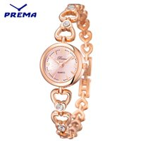 Wholesale Ladies Students Watch - PREMA Brand Ladies fashion women watches 3atm waterproof Student Quartz Watch Women Wristwatches relogio masculino Gift