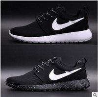 Wholesale Korean Shoes Sneakers Women - free shipping 2017 spring and summer men's &women casual shoes breathable mesh shoes, running shoes Korean teen fashion sneakers size36-44