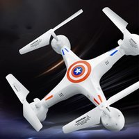 Wholesale Battery Toy Helicopter - Contains no camera Radio Control Drone 3D Eversion Headless Mode Long In Remote Control Distance Quadcopter Plane Model Toy Plane