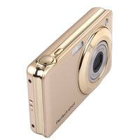 Wholesale Mp Touch Screen Digital Camera - new style KINGEAR V600 2.7 Inch TFT 15MP 1280 X 720 HD Digital Video Camera With 5X Zoom with free shipping