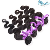 Wholesale Braiding Hair For Sale - Chinese Human Braiding Body Wave Hair Weaves 3 or 4 Pcs Lot Wholesale Price Hair Extensions For Sale,12-28 Inch Hair Wefts Bundles