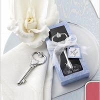 Wholesale key heart wedding favors for sale - Group buy Opener Key Gift Metal Bottle Opener Key to My Heart Wedding Favors Gift for Guests Wedding Decorations Dining Kitchen Bar Tools