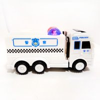 Truck special trucks - 2017 Kingdom Death Brinquedos Tamiya for Police Toy Kids Pull Back Mini Cars Car Special Series Home Decoration Child Gifts