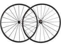ingrosso le ruote della bici eccellenti-Coppia ruote bici da strada super leggere 700C ruote bici da strada full carbon 23mm larghezza 24mm ruote copertoncino / tubolari Poweway R13 mozzo