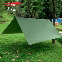 Atacado- ARICXI multi-Silver Coating Anti UV Ultralight Sun Shelter Beach Tent Pergola Toldo Canopy 210p CaT Tafetã Sunshelter