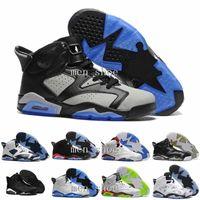 Wholesale Tassels J - [With Box] Cheap online hot Sale New Best Mens basketball shoes Air Retro 6 XI 6 J6 J 6s Carmine Sneakers Sport Shoe for men US size 8-13
