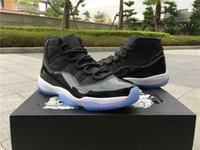 Wholesale Lycra Tops For Women - 2016 new Air Retro 11 Spaces Jam Basketball Shoes for Men Women Top quality Airs space jams 11s Athletic Sport Sneakers Size 5-13