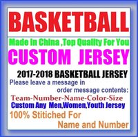 Wholesale Custom Team Clothing - Eastern Conference 15 Teams Custom Basketball Jerseys USA Team Retro Sports College Throwback Customized Men Women Youth Kids jersey Clothes