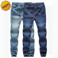 Canada Stretch Denim Capris Elastic Waist Supply, Stretch Denim ...