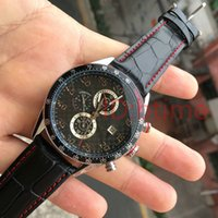 Wholesale Rs 12 - AAA top High quality Luxury Fashion Mechanical Wristwatch Wholesale men watch sports Calibre 12 RS Automatic Stainless steel Men's Watches
