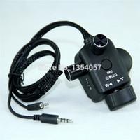 Wholesale Cam Tripod - Wholesale- Factory supply tripod top handler zoom aperture remote controller CAM REMOTE HVX200 HVX203 HMC153 AC130 AC160 173 298mc