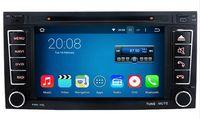 Wholesale Dvd 3g Touareg - Android 6.0.1 octa core 8 core 1024*600 HD Car dvd player for Volkswagen VW TOUAREG 2004-2011 auto radio 3g wifi tape recorder head units