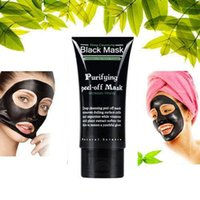 Wholesale Cream Spa - SHILLS Deep Cleansing Black MASK 50ML Blackhead Facial Mask For Facial Cleaning SPA