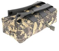 Wholesale Tactical MOLLE PALS Modular Waist Bag Pouch Utility Pouch Magazine Pouch Mag Accessory Medic Tool Pack