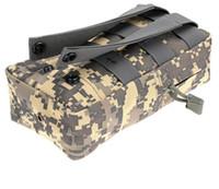 taktik torba toptan satış-Taktik MOLLE PALS Modüler Bel Çantası Kılıfı Yardımcı Kılıfı Dergisi Kılıfı Mag Aksesuar Medic Aracı Paketi