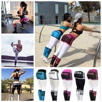 Wholesale One Size Women S Leggings - Yoga Short Pants Running Shorts Women Athletic Joggings Fitness Leggings Outdoor Printing Quick Dry Yoga Shorts 5 Colors LJJO2163